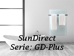 SunDirect GD-Plus Serie Glas