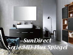 SunDirect MD-Plus Spiegellinie