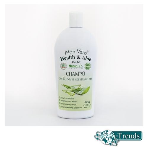 Aloe Vera Shampoo / 58,9% / 400 ml / RR-2008