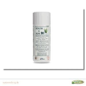 AloeBio-2003 / 400 ml Pflanzliche Massage-Emulsion 57%