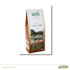 Grüner Malabar Pfeffer aus Indien / Sri Lanka- konventionell / 60 gr