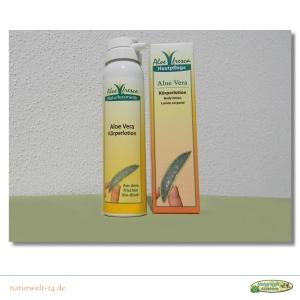 Aloe Vera Körperlotion / SI-11034 / Inhalt: 100 ml