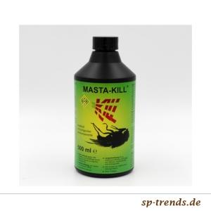 Masta-Kill ohne Sprühkopf, 500 ml / Biozid