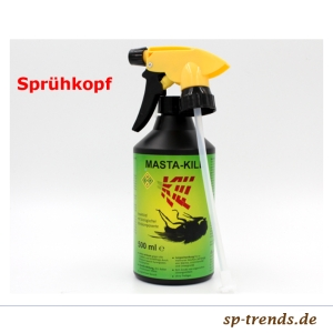 Sprühkopf / ohne Masta-Kill