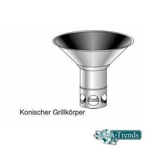 Konischer-Grillkörper für Grill CLASSIC+ RUNDO