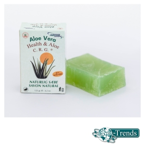 Aloe Vera Pflegeseife -Jab�n Natural / 26% / 125 gr / RR-2004