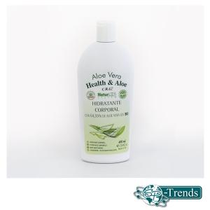 Aloe Vera Körper Feuchtigkeitscreme / HIDRATANTE CORPORAL / 64,55 % / 400 ml / RR-2022