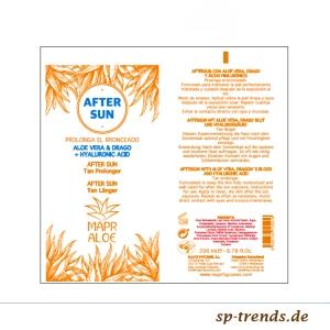 MAPR Aloe Vera - AFTER SUN /  MA-1008 / Inhalt: 200ml