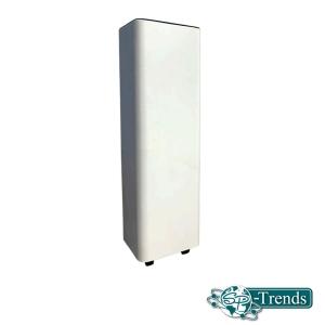 SUNDIRECT Infrarot-Towerheizung / 34x34x125 cm / 1000 W/h / Tower1000-Pro